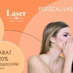 ulotka strona Laser Skin Care