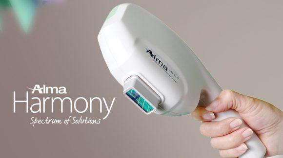 Alma Harmony – laserowy ekspert w walce z naczyniami i przebarwieniami